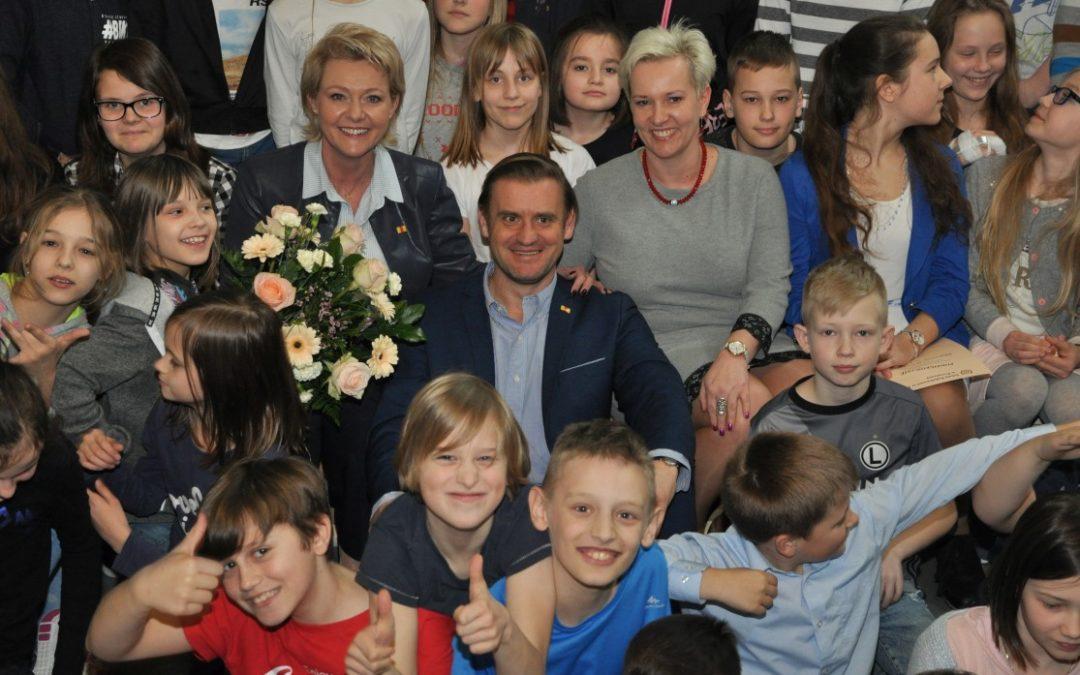 Spotkanie z Prezydentem Pruszkowa